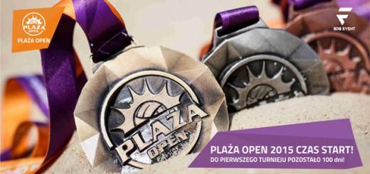 100 dni do Plaży Open 2015