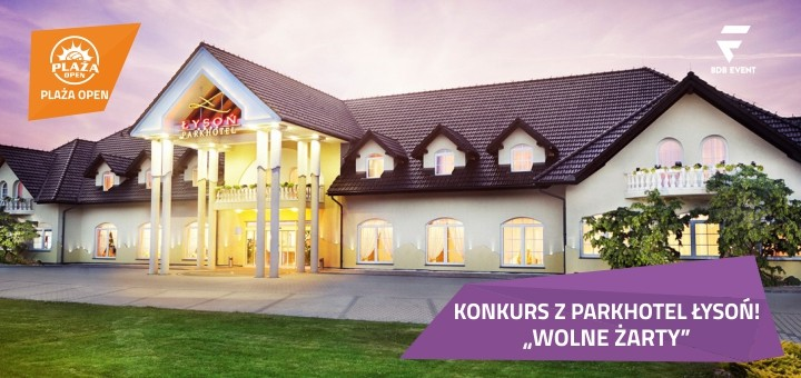 ParkHotel Łysoń - konkurs