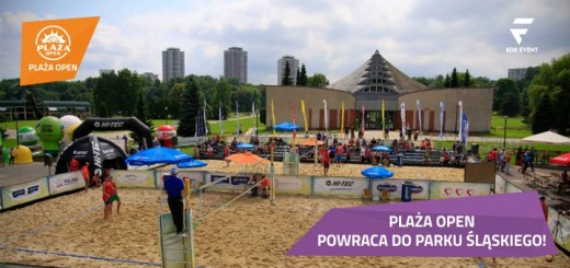Plaża Open 2014 - Park Śląski (Chorzów)