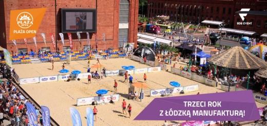 Manufaktura - Plaża Open 2013