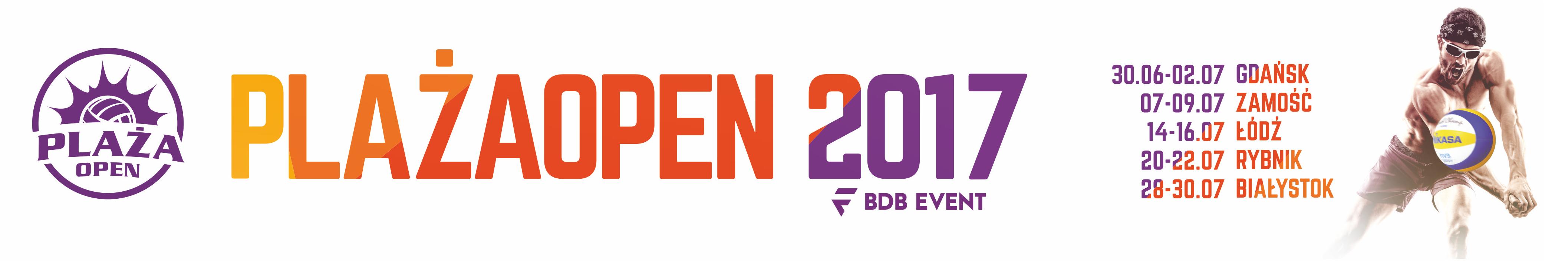 Plaża Open 2017