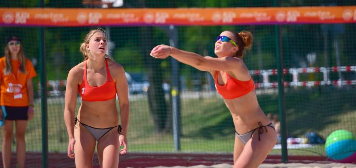 d8cf37afc Słoneczne eliminacje w Rybniku - Plaża Open 2019