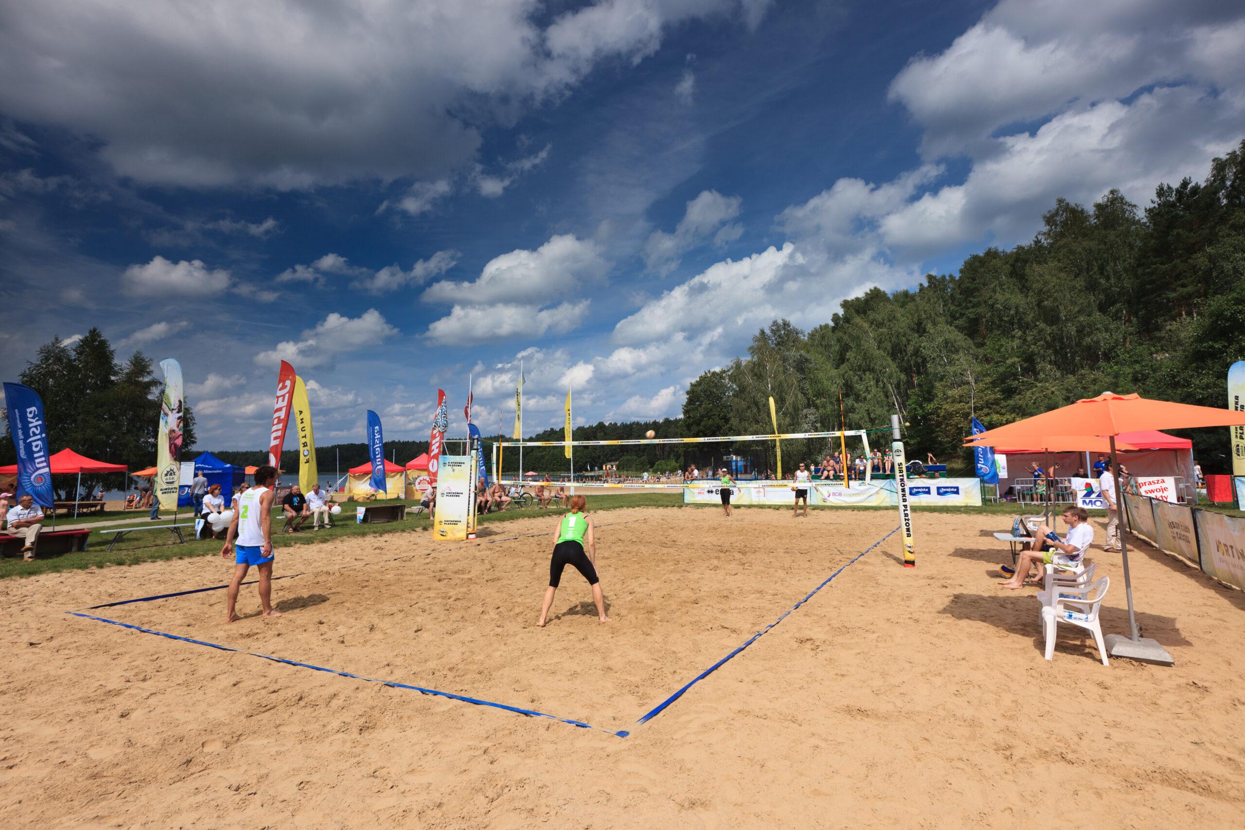 Plaża Open 2011 Piła