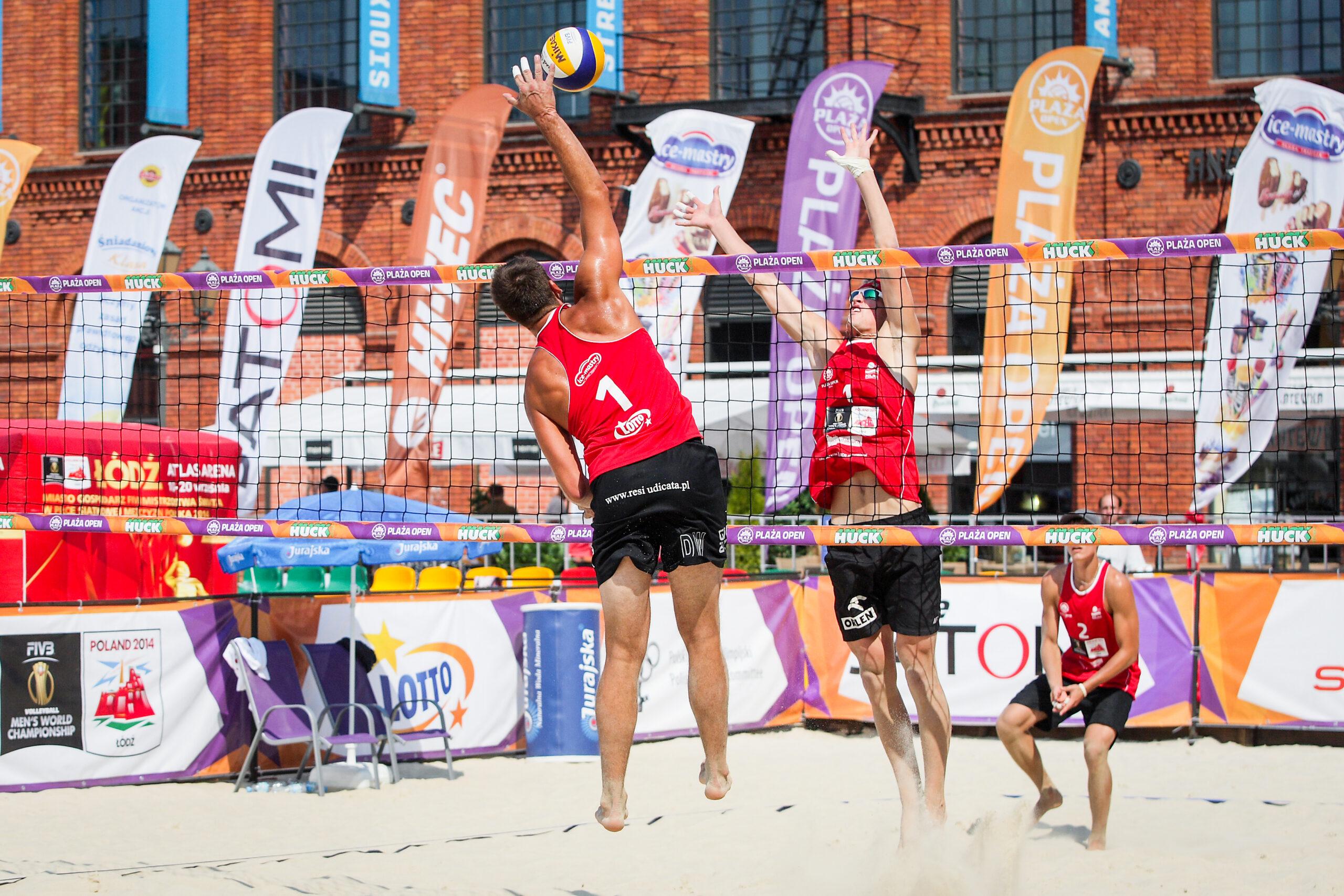 Plaża Open 2014 Łódź