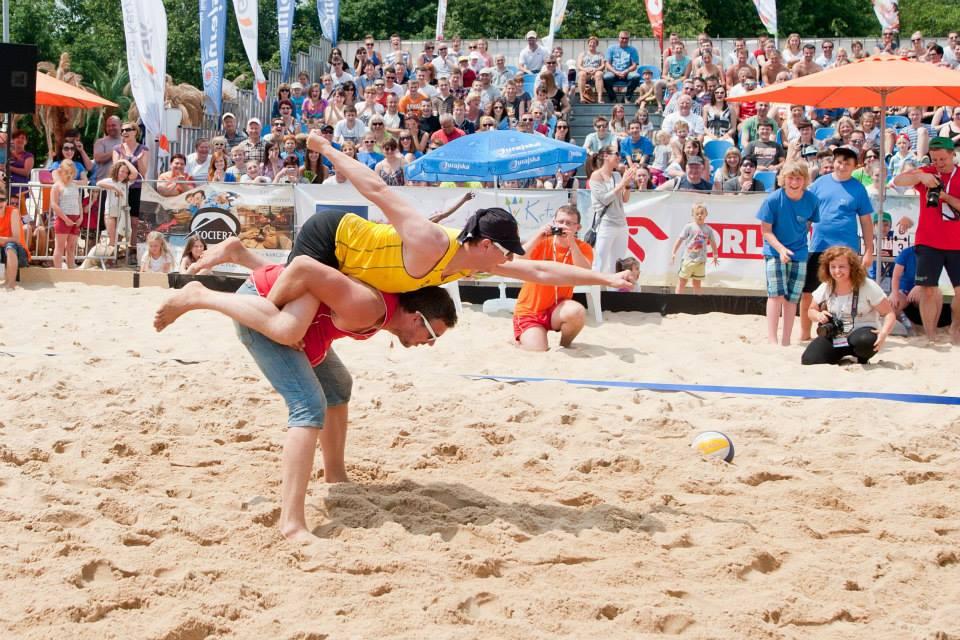 Plaża Open 2013 Kęty